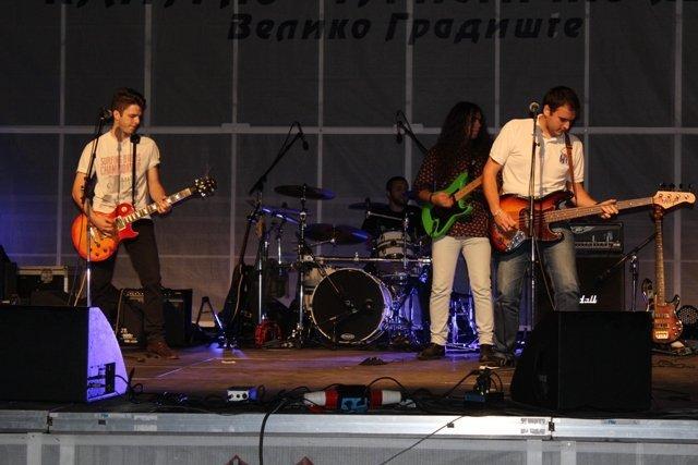 Златна младост на Сребрном језеру
