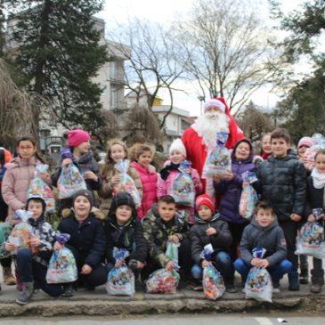 Deda Mraz u Velikom Gradištu